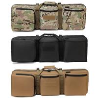 Nylon Gun Holster Bolsa M4 Tactical Gun Carry Case Caixa 85cm Arma Ombro Mochila Bolsa de Caça Rifle Airsoft Outdoor Sport Bag J1209