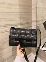 Borsa a tracolla da donna di lusso Designer Borsa a tracolla di alta qualità in pelle di alta qualità in pelle intrecciata 3A