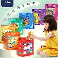 Mideer Kid Jigsaw Montessori Puzzle Образовательные Усовершенствованные Большой Кусок Головоломки Детские Малыши Раннее Образование Игрушки Мозга Развитие 201218
