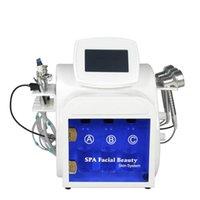Гидрафа Microdermabration Peel Faceial Гидрофабрикальная машина для лица / кислород спрей Гидромасштабная микродермабразия Машина ухода за лицом CE / DHL