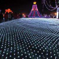 أدى أضواء عيد الميلاد في الهواء الطلق للماء الحمم مصباح حفل زفاف الاحتفال النيون قطاع فلاش الزخرفية فانوس صافي 15zn L2