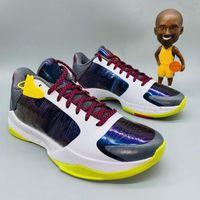 2020 mamba zoom v 5 protro zk5 أحذية كرة السلة 5 ثانية مرحلة كبيرة موكب الفوضى ليكرز prelude بروس لي رجل المدربين الرياضة أحذية رياضية
