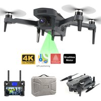 Neue Drohne K20 GPS mit 4k HD Dual Camera Brushless Motor Wifi FPV DRONE Smart Professional Faltbare Quadcopter 1800m RC Abstand Y1128