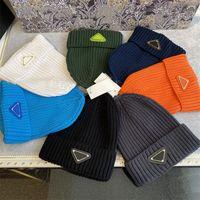 Fashion Beanie uomo donna cranio tappi caldi autunno inverno traspirante set da taglio cappello 6 colori tappo di alta qualità