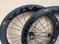 نسج BOB حك MAVIC الكوني 700C 60MM الدراجة الطريق عمق عجلات الكربون العرض 25mm الكربون النقطة الفاصلة العجلات مع A271 مركز الشحن المجاني