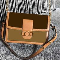 Satteltasche 2020 Wintermode Neue Stil Retro All-Match Lalambswool Schulter Crossbody Bag Plüsch Mode Tasche Frau