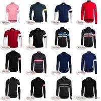 Rapha Team Велоспорт Зимний Тепловой Флис Джерси Открытый Велоспорт Одежда ROPA Ciclismo Hombre MTB Sportwear S21012838