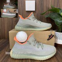 Zapatillas para hombre para hombre zapatillas deportivas Kanye West Yecheil Yeezreel Hyperspace Lundmark Antlia estática reflexiva de la cebra