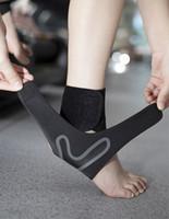 Protetor de tornozelo quente Professional Basketball Apoio ao Ar Livre Esportes Pressão Fixa Articulações Protetor de Pulso Protetor de tornozelo