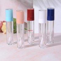 8ml vazio colorido labial labelo tubos amostras de amostras de frascos liquid bálsamo liquido bálsamo tint batom cosméticos recipientes esmalte garrafa de esmalte