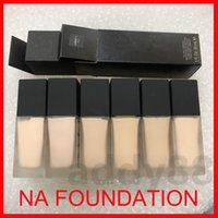 Frete Grátis Novo rosto Maquiagem All Day Luminous Weenless Liquid Foundation 30 ML 6 Cores Maquiagem Base Face Corretivo