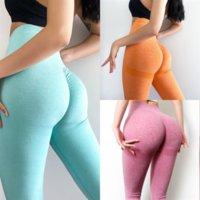 99h moda mulheres para imprimir calça sem costura treino leggings longas leggings fitness esportes ginásio bolso yoga calça leopard mulher altura timmy cont