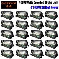 Светодиодный стробоскосный свет 400W 90V-240V светодиодный вспышка света DJ стробоскопное освещение для особых сценических эффектов