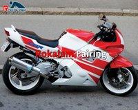 91-94 para HONDA CBR600F2 Faneros de motocicleta CBR 600F2 CBR600 91 92 93 94 CBR 600 F2 1991 1992 1993 1994 Kit de carenización