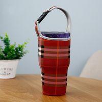 30oz 네오프렌 컵은 안티 스케일링 아이스 깡패 쿨러 커버 열 보존 홀더 슬리브 다양한 색상 2 6AJ J1