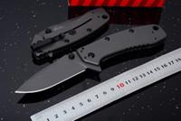 1556 Cryo II Assisted Открытие складной лезвие нож серый 1556TI 8CR13MOV стальной равнина флиппер карманный нож ножей новых в оригинальной коробке