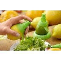 Creative Mano Fruta Herramienta Herramienta Juicer Juicer Limón Naranja Sandía Pulverizador Squi Jllvwg LajiaYard