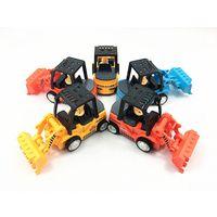 Çizgi film çocuk ekskavatör simülasyon mühendisliği araçlar ekskavatör atalet araba oyuncak için gerçek damperli kamyon hediye çocuk
