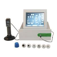 Electrotherapy 물리 치료 치료를위한 새로운 도착 휴대용 Shockwave 기능 전자기 충격파 치료 장치 무료 DHL