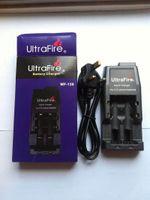 Универсальное зарядное устройство Ultrafire WF-139 Быстрое зарядное устройство для 18650 г. 3.7 В литий Аккумулятор лития