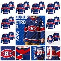 Womens Montreal Canadiens 2021 Reverse Retro Jerseys Jake Allen Carey Preço Kotkaniemi Shea Weber Jonathan Drouin Toffoli Tatar Gallagher