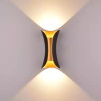 مصباح الجدار IP65 للماء في 6 واط أدى الجدار ضوء داخلي نوم ديكور الإضاءة شرفة حديقة أضواء الجدار مصابيح B003-1
