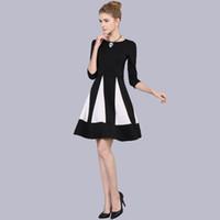 Courtes robes de rebords courtes blanches et noires one épaule bande de dentelle perlée robes de tulle pour cocktail de bal 8ème robe de graduation du collège