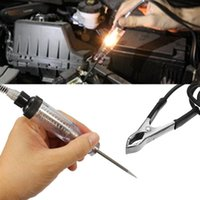자동차 회로 테스터 펜 전압 6V / 12V DC 전기 자동 자동차 라이트 프로브 펜 탐지기 테스트 도구 자동차 액세서리 TXTB11