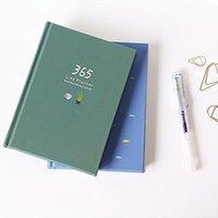 المفكرة لطيف القرطاسية دفتر 365 مخطط Kawaii أسبوعي شهريا يوميات اليومية 2021 دفاتر الملاحظات والمجلات اللوازم المدرسية