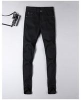 Moda Tasarımcısı Erkekler Gömlek erkek Kot Pantolon İnce erkek Pantolon Kişisel Erkekler Kadınlar Hooide T Gömlek Gömlek Joggers Erkek Ceket 2 S