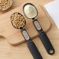 500g / 0.1g Kapazität Kaffeetee digitale elektronische Maßstab Küche Messlöffel Wägegerät LCD-Anzeige Kochen mit Kasten