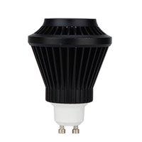 LED GU10 전구, 12W는 100W 할로겐 램프 1200LM AC 85-265V, 가정용 조명을 교체하는 데 사용됩니다.