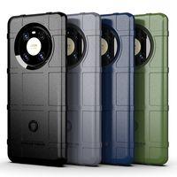 Caso de telefone de escudo robusto para Huawei Mate 40Pro P30 Lite Celular Shell para Huawei P40 Pro P20