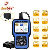 Deelife OBD2 Scanner diagnostico Auto OBD 2 Strumento di scansione ODB2 Diagnosi Code Reader OBDII Scanner per auto professionale per auto