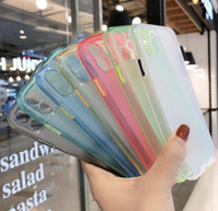 Ultra- Thin Soft Silicone Shockproof Transparent Tpu Cases fo...