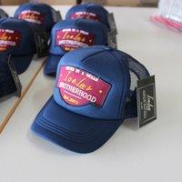 Visiera solare Gorras 5 pannello schiuma maglia camionista cappuccio frontale stampa ricamo personalizzato casquette estate sport squadra sport cappello da esterno cappelli da uomo cappelli