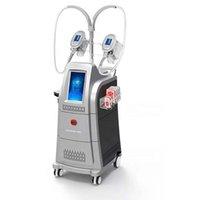 Lipo Cryo Machine Body для похудения Новые 3 Cryo Ручки Cool Freeze Fat Machine для ухода за кожей красоты