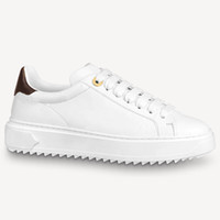 Time Out Sneakers Scarpe da donna Genuine Pelle Donna Casual Shoe Dimensione 35-42 Modello HY3