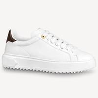 Time Out Sneakers Frauen Schuhe Echtes Leder Frau Freizeitschuh Größe 35-42 Modell HY3
