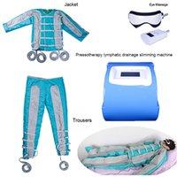 Lymph-Drainage Cellulite Gewichtsverlust Produkte Heißer Verkauf Gewichtsverlust Luftdruck Presoterapia Equipo-Therapie Pressotherapie-Maschine