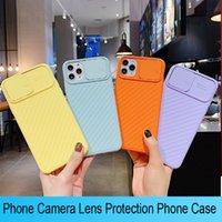 Casos de telefone de proteção de lente de câmera para iPhiphone 12 pro caso iPhone 11 pro max soft tpu capa para iphone 8 7 6 6s mais x xs max xr