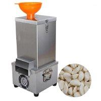 Elektrische Peeler kommerziellen Knoblauch-Peeling-Maschinenschäler Edelstahl Automatik trocken für Verkauf1