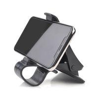 الجملة حامل الهاتف سيارة العالمي 360 جبل حامل حامل للهاتف الخليوي في سيارة GPS لوحة القيادة قوس لفون Xiaomi Samsung حاملي