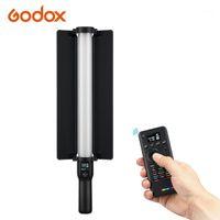 Godox LC500R RGB LED Video Stick 2500-8500K 14 FX Efeitos de Iluminação CRI 96 TLCI 98 Precisão Cor 23w com Remote Contro1