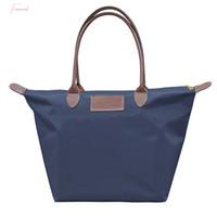 2020 جديد شاطئ حمل حقيبة أزياء المرأة قماش سعة كبيرة أكسفورد القماش الكتف حقيبة تسوق حجم كبير حقيبة يد