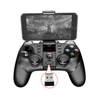 IPEGA 9076 PG-9076 Bluetooth Gamepad Game Controlador de almohadilla Mobile Trigger Joystick para Android Cell Smart Phone TV Box PC PS3 VR FREE DHL