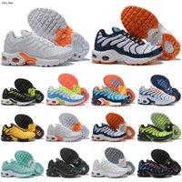 Nike Air Max TN Plus 2021 أحذية أطفال ruuning أحذية الأطفال تنس رغوة الباذنجان كرة السلة الرياضة في الهواء الطلق رياضة أحذية رياضية يورو 24-35