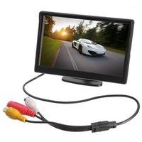 Auto Rückansicht Kameras-Parksensoren 4,3-Zoll-Farb-TFT-Monitor unterstützt eine Auflösung von 480 × 272 + Umkehrkamerasystem geeignet für