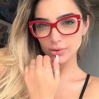 Óculos de sol quadros mulheres pernas ópticas óculos de óculos de acetato de acetato de acetato óculos para óculos óculos quadro forma estilos1