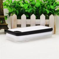 2D Sublimacja TPU PC Guma Pusty Case dla iPhone X XS Max XR 8 7 6 6S Plus Galaxy S9 S8 Plus S7 Edge Huawei P20 Lite Case